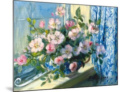 Wild Roses-Elizabeth Parsons-Mounted Giclee Print