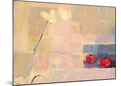 Orchid With Tomatoes-Ele Pack-Mounted Giclee Print