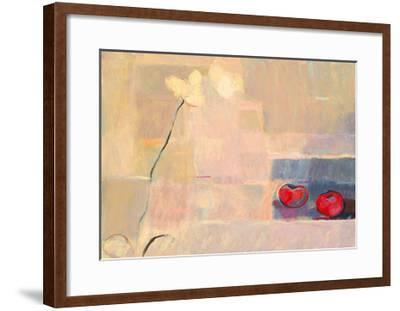 Orchid With Tomatoes-Ele Pack-Framed Giclee Print