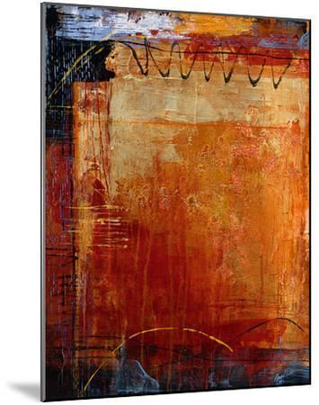 Haywire I-Angellini-Mounted Giclee Print