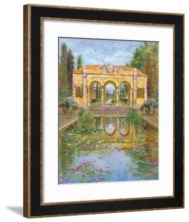 Temple Of Daphne II-Longo-Framed Giclee Print