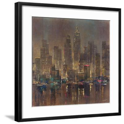 City Stage I-Longo-Framed Giclee Print
