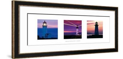 Beacons Of Light--Framed Giclee Print