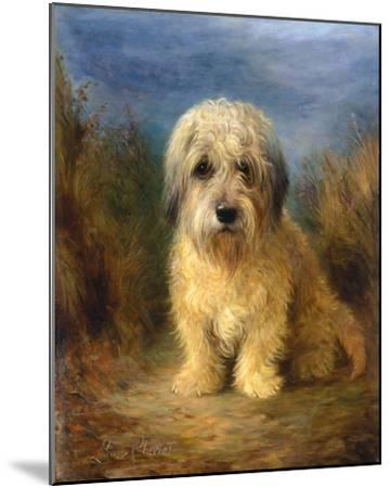 A Dandie Dinmont-Lilian Cheviot-Mounted Giclee Print