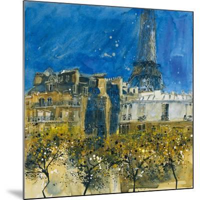 9th Arrondissement, Paris-Susan Brown-Mounted Giclee Print
