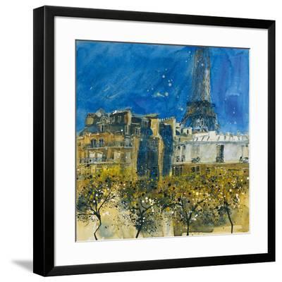 9th Arrondissement, Paris-Susan Brown-Framed Giclee Print