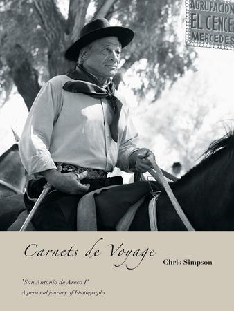 San Antonio de Areco III-Chris Simpson-Framed Giclee Print