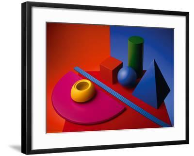 Shaping Up II-Frank Farrelly-Framed Giclee Print