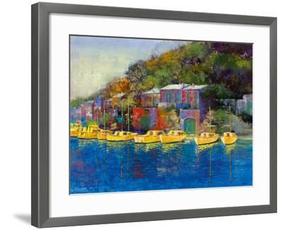 Gull Haven-Longo-Framed Giclee Print