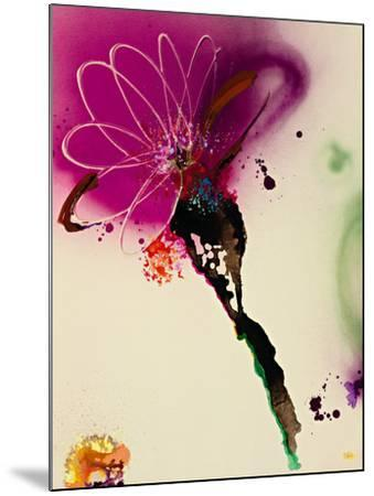 Floral Mist I-Leila-Mounted Giclee Print