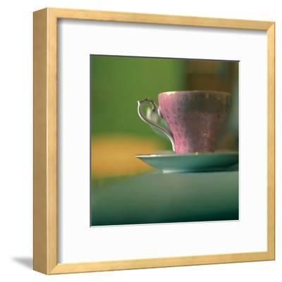 Antique Cup V-Jean-Fran?ois Dupuis-Framed Art Print