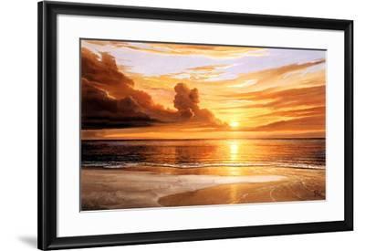 Low Tide-W^ Galland-Framed Art Print