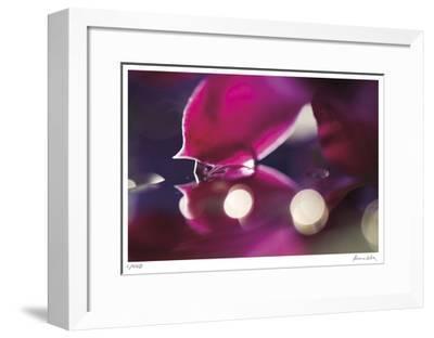 Floral Elements 3-Florence Delva-Framed Giclee Print