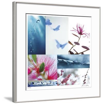 Sparkling Rise-Florence Delva-Framed Giclee Print