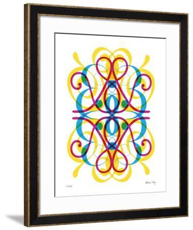 Ampersand-Adrienne Wong-Framed Giclee Print