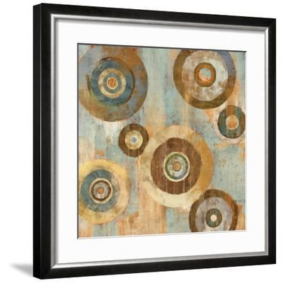 In The Round II-Cam Richards-Framed Art Print