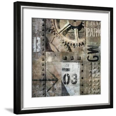 Industrial I-Dylan Matthews-Framed Art Print
