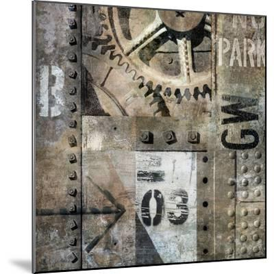 Industrial I-Dylan Matthews-Mounted Art Print