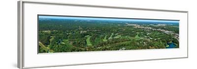 Augusta, Georgia-Christopher Gjevre-Framed Art Print