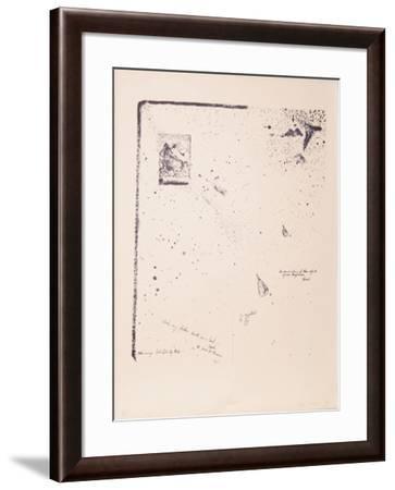 Pascal-Italo Scanga-Framed Limited Edition
