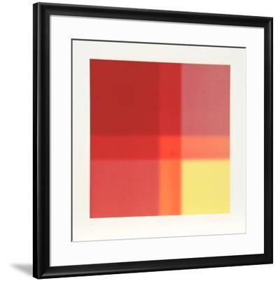 Rouge Unchartered-Barry Nelson-Framed Limited Edition