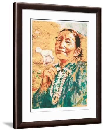 Proud Lady-Shannon Stirnweis-Framed Collectable Print