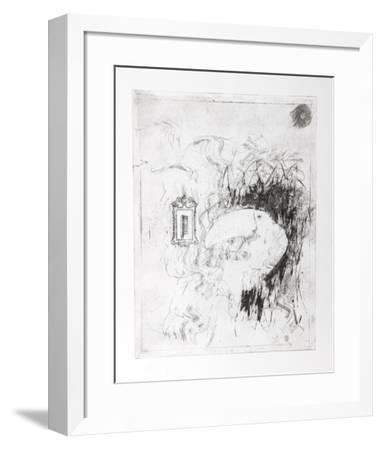 Untitled - Toucan I-Donald Saff-Framed Limited Edition