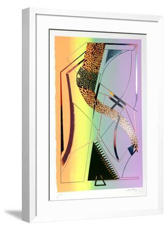 Let It Ride-William Schwedler-Framed Serigraph