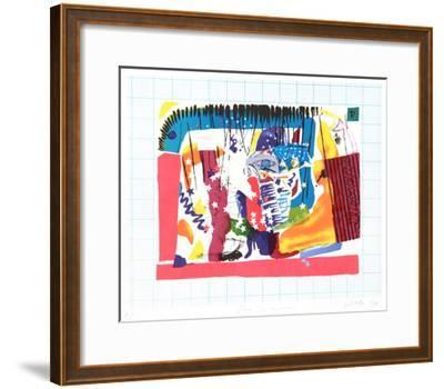 The Magician-Vick Vibha-Framed Collectable Print
