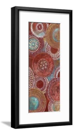 Batik II--Framed Art Print