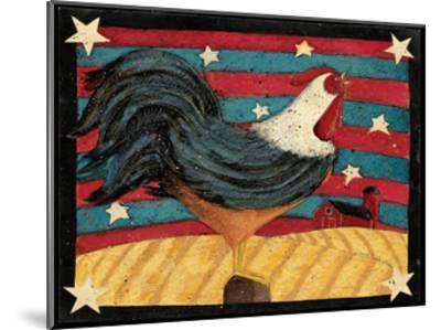 Flag-Dan Dipaolo-Mounted Art Print