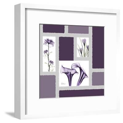 Mondrian Blackberry 1-Albert Koetsier-Framed Art Print