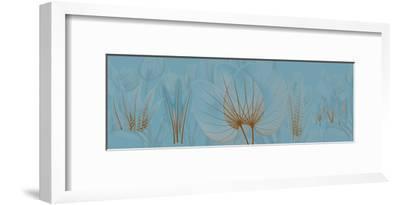 Teal-Albert Koetsier-Framed Art Print