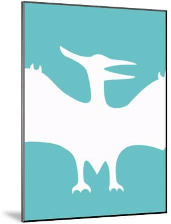 Dino Bird-Taylor Greene-Mounted Art Print