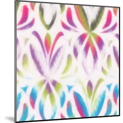 Colorful Motif IV-Taylor Greene-Mounted Art Print
