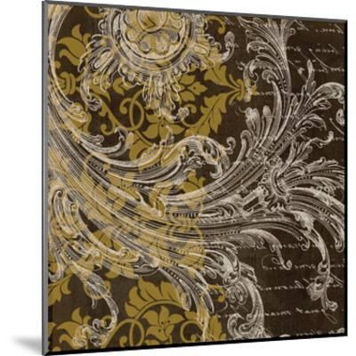 Oscar Gold-Taylor Greene-Mounted Art Print
