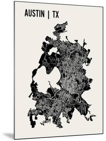 Austin-Mr City Printing-Mounted Art Print
