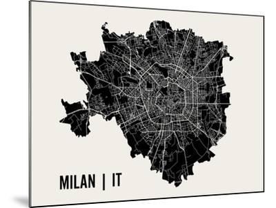 Milan-Mr City Printing-Mounted Art Print