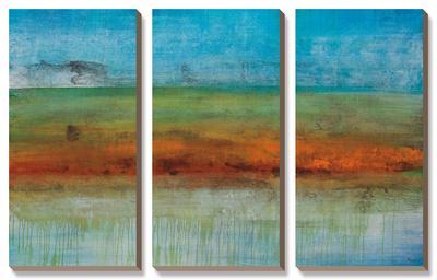 Brisbane-Brent Foreman-Framed Canvas Art Set