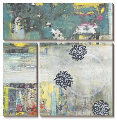 After the Winter-Jodi Fuchs-Framed Canvas Art Set