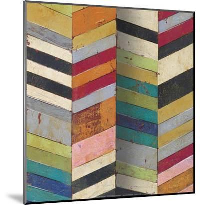 Racks & Stacks II-Susan Hayes-Mounted Art Print