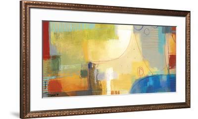 Aerial I-Ursula J^ Brenner-Framed Art Print