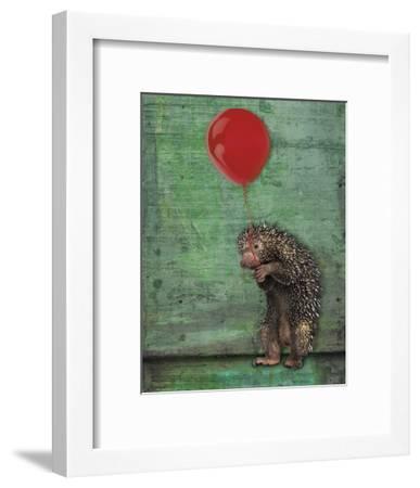 Penelope-Mj Lew-Framed Art Print