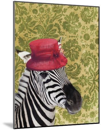 Zoila-Mj Lew-Mounted Art Print