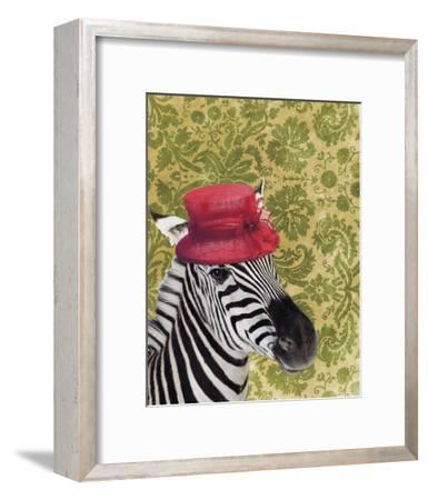 Zoila-Mj Lew-Framed Art Print
