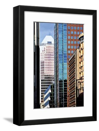 Making It To The Top-Burney Lieberman-Framed Giclee Print