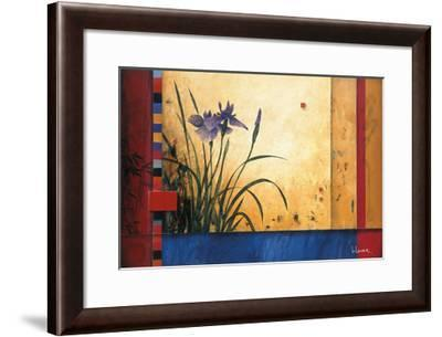 Summer Garden-Don Li-Leger-Framed Giclee Print