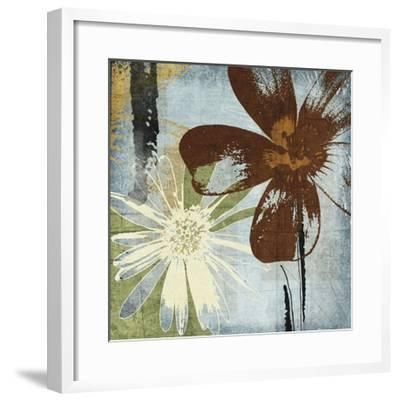 Bouquet D'Amour I-Robert Lacie-Framed Giclee Print