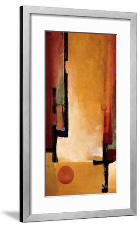 On the Rise-Noah Li-Leger-Framed Giclee Print