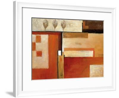 Tapestry of Summer II-Ursula Salemink-Roos-Framed Giclee Print
